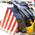 Шахтная погрузочно-доставочная машина Fadroma LK-2AC на выставке MiningWorld Russia 2013 - 3