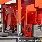Конусная дробилка на гусеничном ходу Terex Finlay C-1540 на выставке MiningWorld Russia 2013 - 2