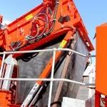 Конусная дробилка на гусеничном ходу Terex Finlay C-1540 на выставке MiningWorld Russia 2013 - 4