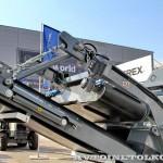 Мобильная роторная дробилка Rubble Master RM100 GO на выставке MiningWorld Russia 2013 - 3