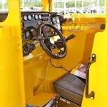 Шахтная погрузочно-доставочная машина Fadroma LK-2AC на выставке MiningWorld Russia 2013 - 4
