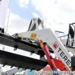 Экскаватор-погрузчик Terex TLB-815RM на выставке MiningWorld Russia 2013 - 4
