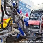 Cамоходная установка для бурения коренных пород TM-Bohrtechnik TM-255T Ru на выставке MiningWorld Russia 2013 - 5