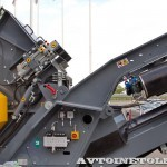 Мобильная роторная дробилка Rubble Master RM100 GO на выставке MiningWorld Russia 2013 - 6
