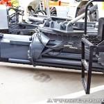 Автогрейдер Terex TG 180 на выставке MiningWorld Russia 2013 - 4