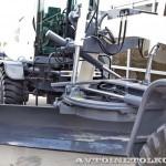 Автогрейдер Terex TG 180 на выставке MiningWorld Russia 2013 - 6
