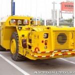 Шахтная погрузочно-доставочная машина Fadroma LK-2AC на выставке MiningWorld Russia 2013 - 5