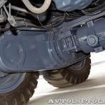 Автогрейдер Terex TG 180 на выставке MiningWorld Russia 2013 - 7