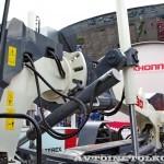 Автогрейдер Terex TG 180 на выставке MiningWorld Russia 2013 - 8