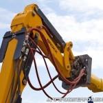 Самоходная машина робот Brokk 400 на выставке MiningWorld Russia 2013 - 5