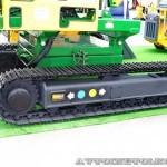 Мобильный вибрационный грохот McCloskey Kompaq на выставке MiningWorld Russia 2013 - 9