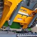 Минипогрузчик с бортовым поворотом Mustang 2012 на выставке MiningWorld Russia 2013 - 3