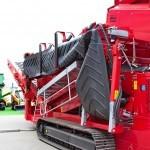 Тяжелая мобильная сортировочная установка Maximus 516 на выставке MiningWorld Russia 2013 - 5