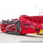 Тяжелая мобильная сортировочная установка Maximus 516 на выставке MiningWorld Russia 2013 - 6
