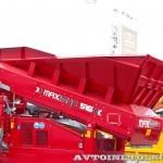 Тяжелая мобильная сортировочная установка Maximus 516 на выставке MiningWorld Russia 2013 - 7