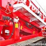 Тяжелая мобильная сортировочная установка Maximus 516 на выставке MiningWorld Russia 2013 - 8