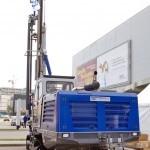 Cамоходная установка для бурения коренных пород TM-Bohrtechnik TM-255T Ru на выставке MiningWorld Russia 2013 - 6