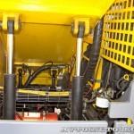 Электрический погрузчик непрерывного действия Atlas Copco Haggloader 7HR-B на выставке MiningWorld Russia 2013 - 5