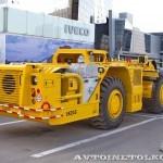 Шахтная погрузочно-доставочная машина Fadroma LK-2AC на выставке MiningWorld Russia 2013 - 7