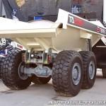 Шарнирно-сочлененный самосвал Terex TA 300R на выставке MiningWorld Russia 2013 - 3