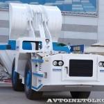 Шахтная погрузочно-доставочная машина GHH LF-11H на выставке MiningWorld Russia 2013 - 6