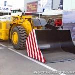 Шахтная погрузочно-доставочная машина Fadroma LK-2AC на выставке MiningWorld Russia 2013 - 8
