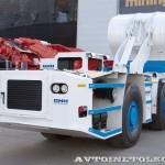 Шахтная погрузочно-доставочная машина GHH LF-11H на выставке MiningWorld Russia 2013 - 7