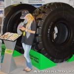 Шины Nokian для горнорудной техники на выставке MiningWorld Russia 2013 - 3