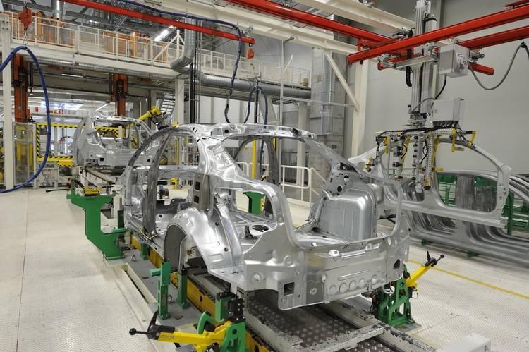 Завод Volkswagen в Калуге - 1
