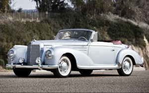 1955 Mercedes-Benz 300 Sc Roadster chassis 188-015-5500030