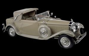 1930 Minerva AL 3-Position Cabriolet by Vanden Plas chassis 80139