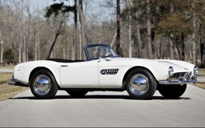 1958 BMW 507 Series II chassis 70134