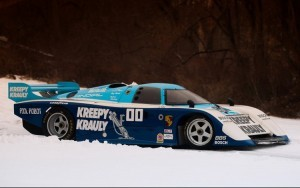 1983 March-Porsche 83G GTP chassis 83G-4