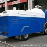 Водометный автомобиль BAT RCU 6000-1 RU на выставке Интерполитех - 5