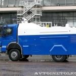 Водометный автомобиль BAT RCU 6000-1 RU на выставке Интерполитех - 6