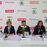 Открытие обновленного дилерского центр Skoda РОЛЬФ Магистральный в Москве - 4