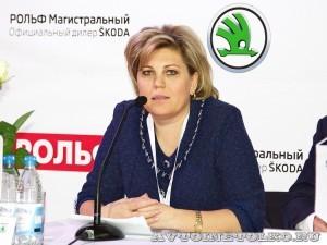Открытие обновленного дилерского центр Skoda РОЛЬФ Магистральный в Москве - 10