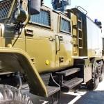 Специальная инженерная машина Торнадо на форуме Технологии в машиностроении ТВМ - 4