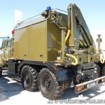 Специальная инженерная машина Торнадо на форуме Технологии в машиностроении ТВМ - 10