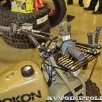 Полноприводный мотоцикл вездеход Rocon на выставке Вездеход-2013 в Крокус Экспо - 4