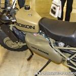 Полноприводный мотоцикл вездеход Rocon на выставке Вездеход-2013 в Крокус Экспо - 9