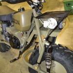 Полноприводный мотоцикл вездеход Rocon на выставке Вездеход-2013 в Крокус Экспо - 6
