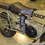 Полноприводный мотоцикл вездеход Rocon на выставке Вездеход-2013 в Крокус Экспо - 7