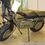 Полноприводный мотоцикл вездеход Rocon на выставке Вездеход-2013 в Крокус Экспо - 3