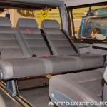 пассажирский Соболь Бизнес ГАЗ-22177 с подключаемым передним приводом на выставке Вездеход-2014 в Крокус Экспо - 4