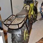 Полноприводный мотоцикл вездеход Тарусь на выставке Вездеход-2014 в Крокус Экспо - 4