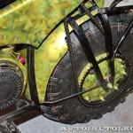 Полноприводный мотоцикл вездеход Тарусь на выставке Вездеход-2014 в Крокус Экспо - 10