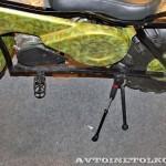 Полноприводный мотоцикл вездеход Тарусь на выставке Вездеход-2014 в Крокус Экспо - 6
