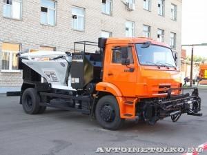 дорожный ремонтер БЦМ-257 Rosco на Днях Бецемы 2013 - 1