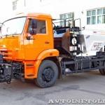 дорожный ремонтер БЦМ-257 Rosco на Днях Бецемы 2013 - 3